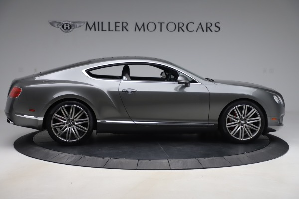 Used 2013 Bentley Continental GT Speed for sale Sold at Alfa Romeo of Greenwich in Greenwich CT 06830 10