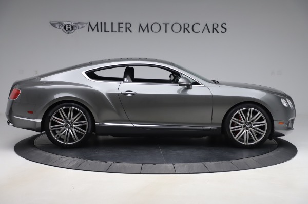 Used 2013 Bentley Continental GT Speed for sale Sold at Alfa Romeo of Greenwich in Greenwich CT 06830 11
