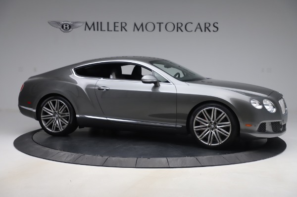 Used 2013 Bentley Continental GT Speed for sale Sold at Alfa Romeo of Greenwich in Greenwich CT 06830 12