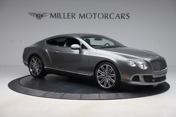 Used 2013 Bentley Continental GT Speed for sale Sold at Alfa Romeo of Greenwich in Greenwich CT 06830 13