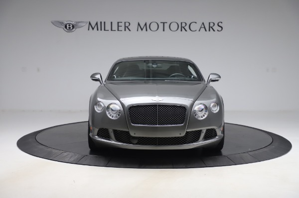 Used 2013 Bentley Continental GT Speed for sale Sold at Alfa Romeo of Greenwich in Greenwich CT 06830 14