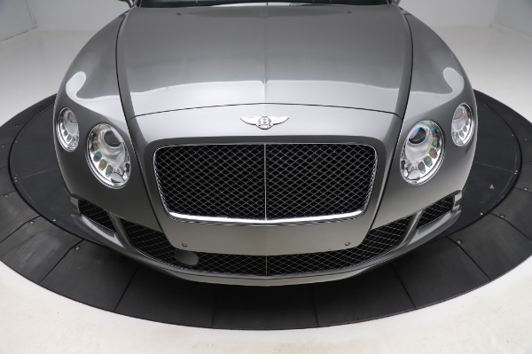 Used 2013 Bentley Continental GT Speed for sale Sold at Alfa Romeo of Greenwich in Greenwich CT 06830 15
