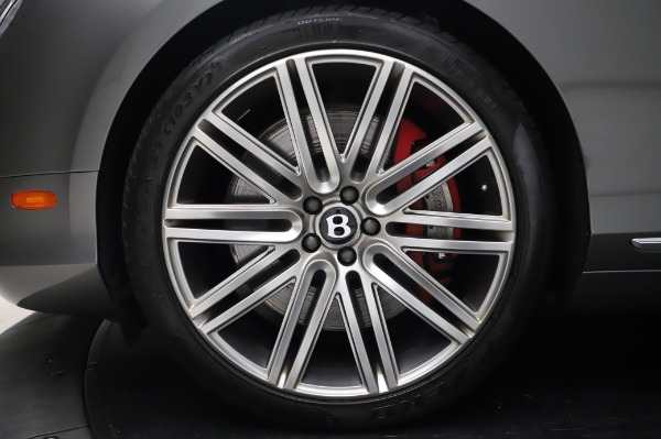 Used 2013 Bentley Continental GT Speed for sale Sold at Alfa Romeo of Greenwich in Greenwich CT 06830 17