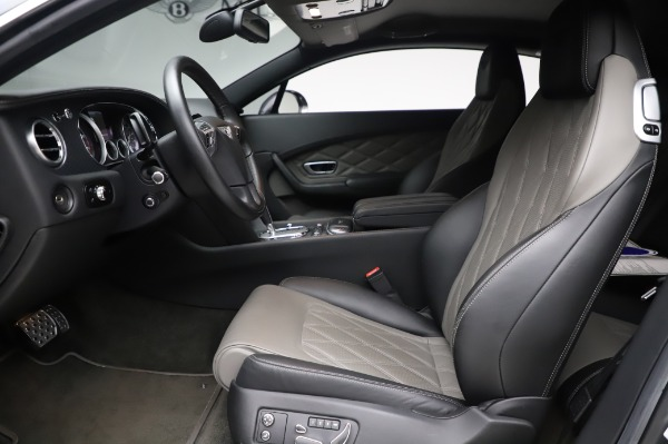 Used 2013 Bentley Continental GT Speed for sale Sold at Alfa Romeo of Greenwich in Greenwich CT 06830 20