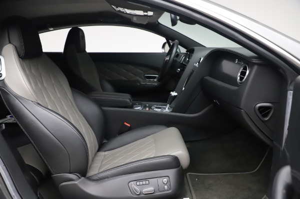 Used 2013 Bentley Continental GT Speed for sale Sold at Alfa Romeo of Greenwich in Greenwich CT 06830 24