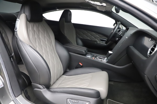 Used 2013 Bentley Continental GT Speed for sale Sold at Alfa Romeo of Greenwich in Greenwich CT 06830 25