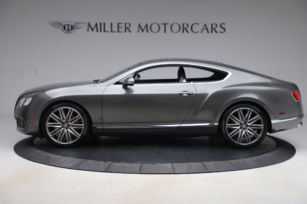 Used 2013 Bentley Continental GT Speed for sale Sold at Alfa Romeo of Greenwich in Greenwich CT 06830 3
