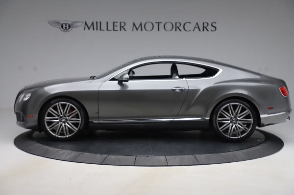Used 2013 Bentley Continental GT Speed for sale Sold at Alfa Romeo of Greenwich in Greenwich CT 06830 4