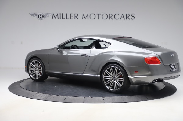Used 2013 Bentley Continental GT Speed for sale Sold at Alfa Romeo of Greenwich in Greenwich CT 06830 5