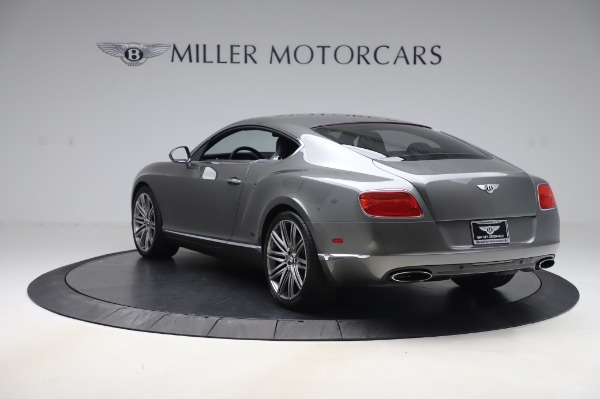 Used 2013 Bentley Continental GT Speed for sale Sold at Alfa Romeo of Greenwich in Greenwich CT 06830 6