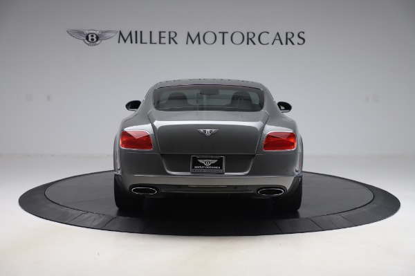Used 2013 Bentley Continental GT Speed for sale Sold at Alfa Romeo of Greenwich in Greenwich CT 06830 7