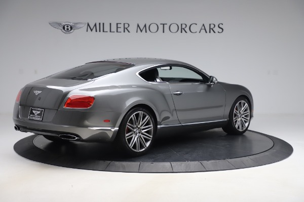 Used 2013 Bentley Continental GT Speed for sale Sold at Alfa Romeo of Greenwich in Greenwich CT 06830 9