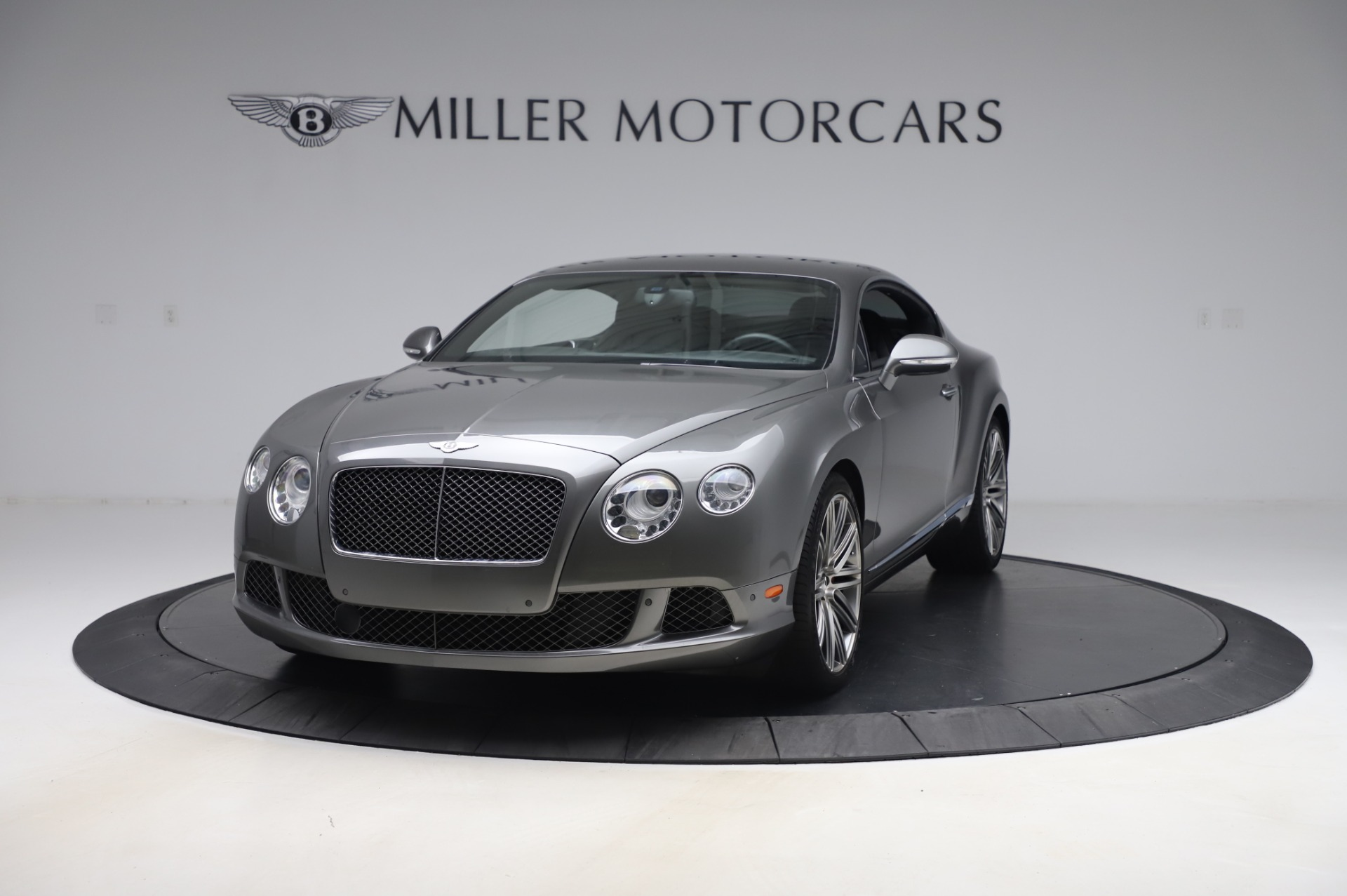 Used 2013 Bentley Continental GT Speed for sale Sold at Alfa Romeo of Greenwich in Greenwich CT 06830 1