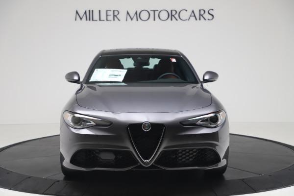 New 2020 Alfa Romeo Giulia Ti Sport Q4 for sale $55,695 at Alfa Romeo of Greenwich in Greenwich CT 06830 12