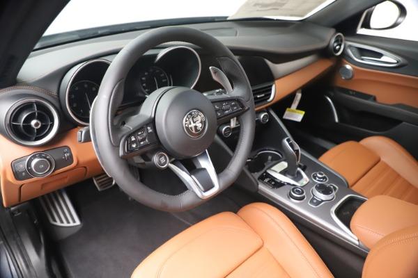 New 2020 Alfa Romeo Giulia Ti Sport Q4 for sale $55,695 at Alfa Romeo of Greenwich in Greenwich CT 06830 13
