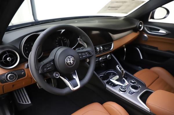 New 2020 Alfa Romeo Giulia Ti Sport Q4 for sale $51,495 at Alfa Romeo of Greenwich in Greenwich CT 06830 13