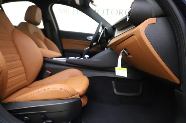 New 2020 Alfa Romeo Giulia Ti Sport Q4 for sale $51,495 at Alfa Romeo of Greenwich in Greenwich CT 06830 23