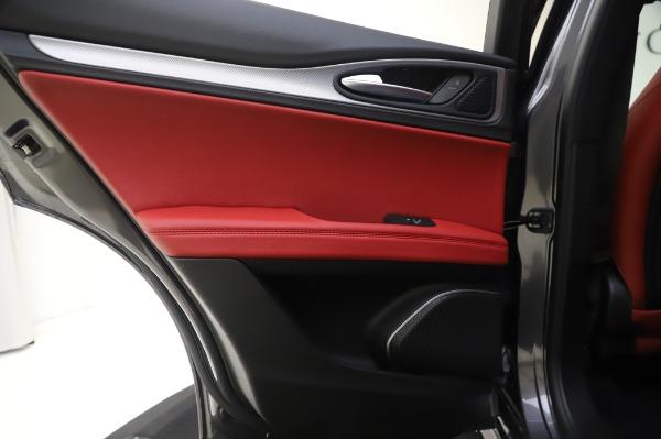 New 2020 Alfa Romeo Stelvio Sport Q4 for sale $50,945 at Alfa Romeo of Greenwich in Greenwich CT 06830 25