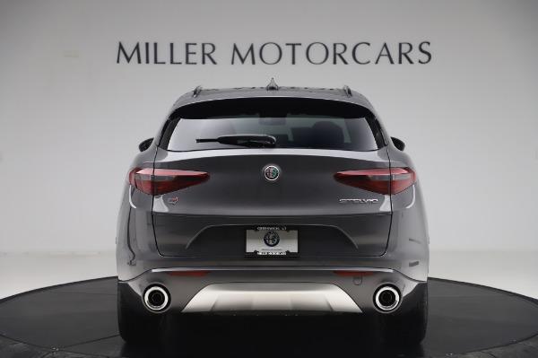 New 2020 Alfa Romeo Stelvio Sport Q4 for sale $50,945 at Alfa Romeo of Greenwich in Greenwich CT 06830 6