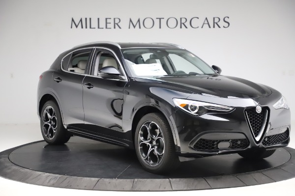 New 2020 Alfa Romeo Stelvio Ti Q4 for sale Sold at Alfa Romeo of Greenwich in Greenwich CT 06830 11