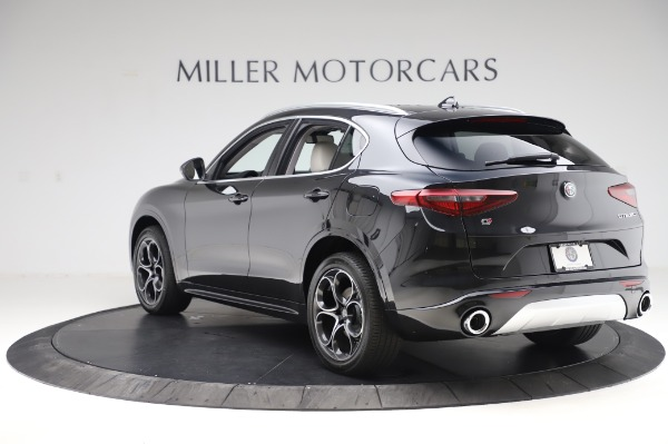 New 2020 Alfa Romeo Stelvio Ti Q4 for sale Sold at Alfa Romeo of Greenwich in Greenwich CT 06830 5
