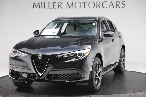 New 2020 Alfa Romeo Stelvio Ti Q4 for sale Sold at Alfa Romeo of Greenwich in Greenwich CT 06830 1