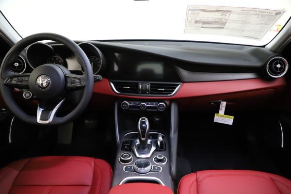 New 2020 Alfa Romeo Giulia Ti Q4 for sale Sold at Alfa Romeo of Greenwich in Greenwich CT 06830 17