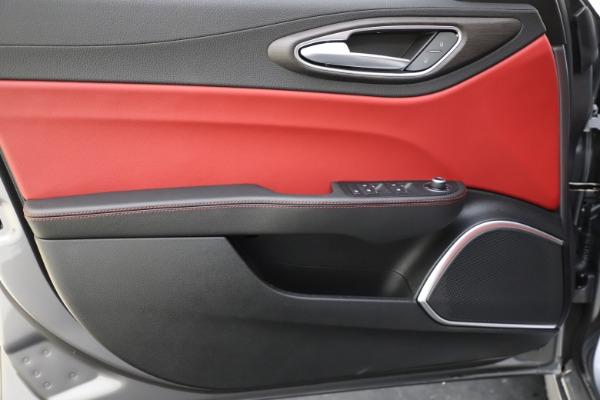 New 2020 Alfa Romeo Giulia Ti Q4 for sale Sold at Alfa Romeo of Greenwich in Greenwich CT 06830 18