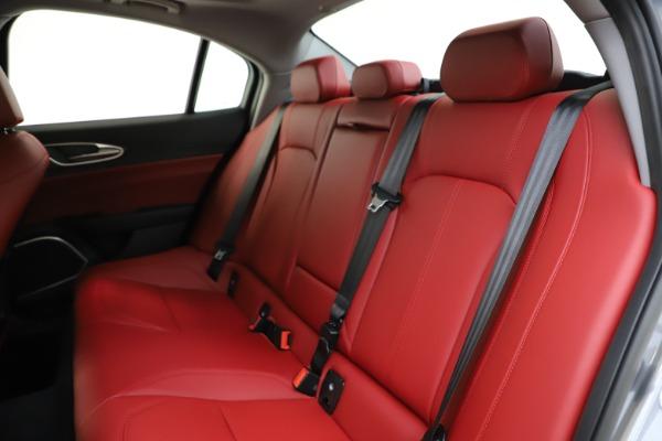 New 2020 Alfa Romeo Giulia Ti Q4 for sale Sold at Alfa Romeo of Greenwich in Greenwich CT 06830 19