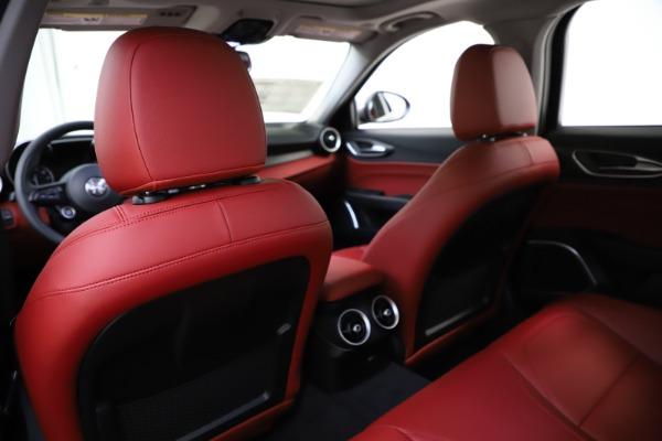 New 2020 Alfa Romeo Giulia Ti Q4 for sale Sold at Alfa Romeo of Greenwich in Greenwich CT 06830 21