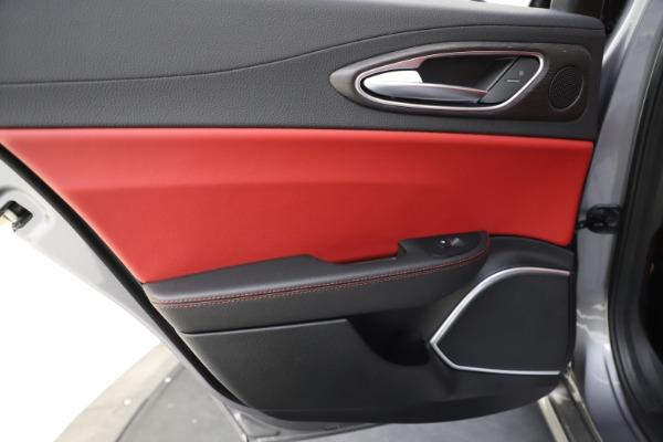 New 2020 Alfa Romeo Giulia Ti Q4 for sale Sold at Alfa Romeo of Greenwich in Greenwich CT 06830 22