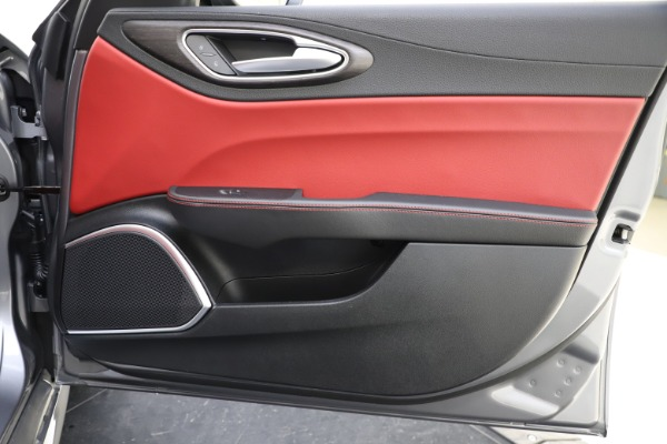 New 2020 Alfa Romeo Giulia Ti Q4 for sale Sold at Alfa Romeo of Greenwich in Greenwich CT 06830 26