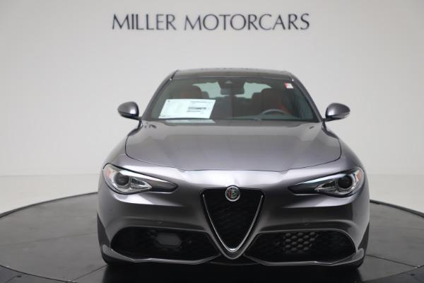 New 2020 Alfa Romeo Giulia Ti Sport Q4 for sale $51,095 at Alfa Romeo of Greenwich in Greenwich CT 06830 12