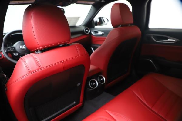 New 2020 Alfa Romeo Giulia Ti Sport Q4 for sale $51,095 at Alfa Romeo of Greenwich in Greenwich CT 06830 20