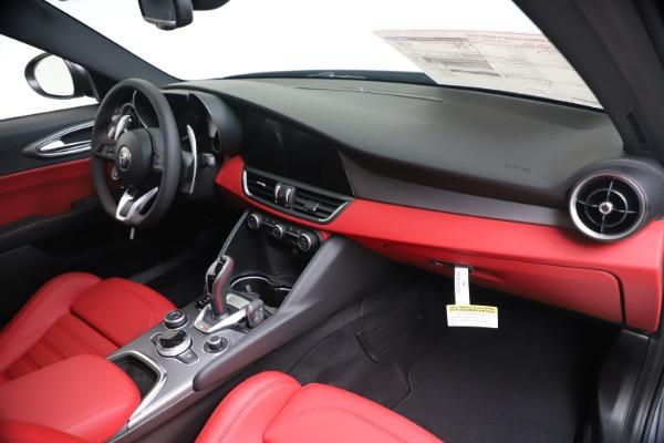 New 2020 Alfa Romeo Giulia Ti Sport Q4 for sale Sold at Alfa Romeo of Greenwich in Greenwich CT 06830 24
