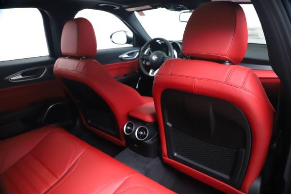 New 2020 Alfa Romeo Giulia Ti Sport Q4 for sale $51,095 at Alfa Romeo of Greenwich in Greenwich CT 06830 28