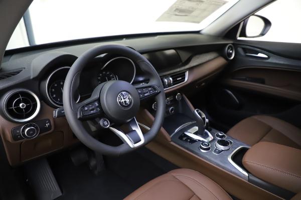 New 2020 Alfa Romeo Stelvio Sport Q4 for sale $50,895 at Alfa Romeo of Greenwich in Greenwich CT 06830 13