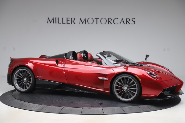 Used 2017 Pagani Huayra Roadster for sale Call for price at Alfa Romeo of Greenwich in Greenwich CT 06830 10