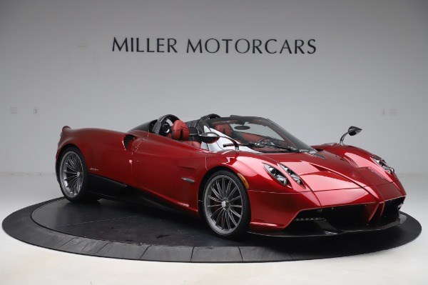 Used 2017 Pagani Huayra Roadster for sale Call for price at Alfa Romeo of Greenwich in Greenwich CT 06830 11