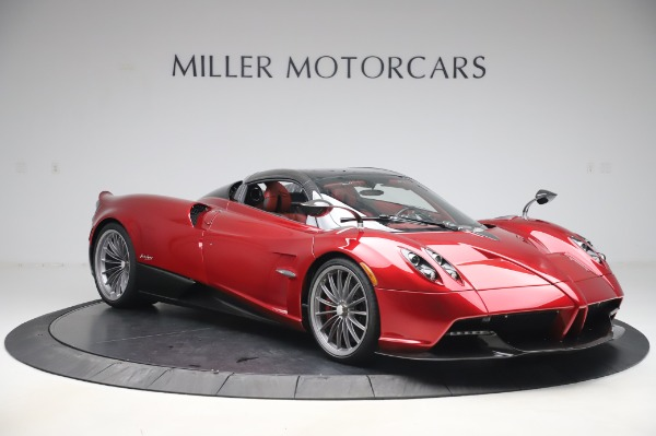 Used 2017 Pagani Huayra Roadster for sale Call for price at Alfa Romeo of Greenwich in Greenwich CT 06830 17