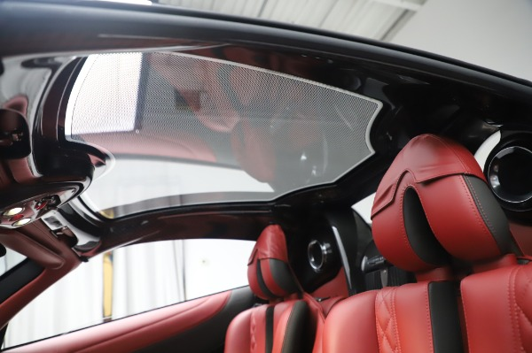 Used 2017 Pagani Huayra Roadster for sale Call for price at Alfa Romeo of Greenwich in Greenwich CT 06830 22