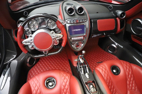 Used 2017 Pagani Huayra Roadster for sale Call for price at Alfa Romeo of Greenwich in Greenwich CT 06830 23