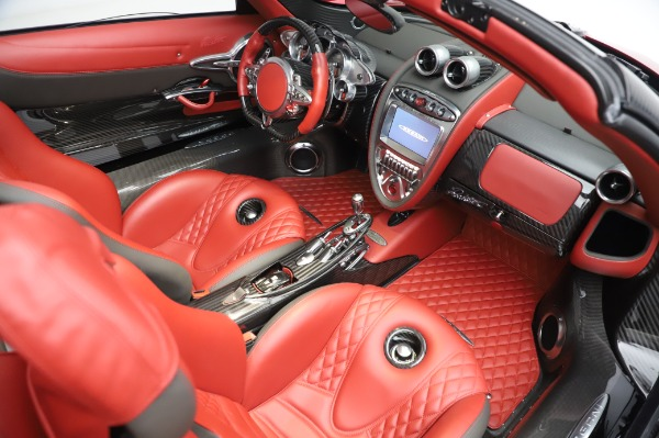 Used 2017 Pagani Huayra Roadster for sale Call for price at Alfa Romeo of Greenwich in Greenwich CT 06830 25