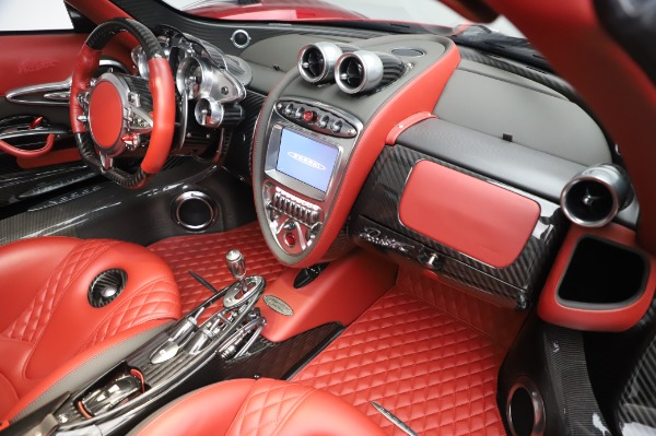 Used 2017 Pagani Huayra Roadster for sale Call for price at Alfa Romeo of Greenwich in Greenwich CT 06830 27