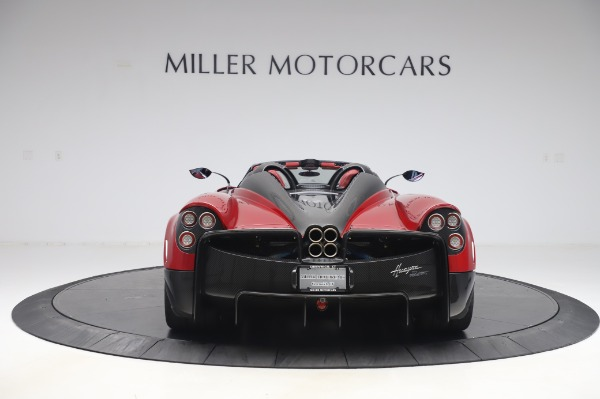 Used 2017 Pagani Huayra Roadster for sale Call for price at Alfa Romeo of Greenwich in Greenwich CT 06830 6