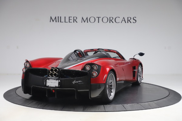Used 2017 Pagani Huayra Roadster for sale Call for price at Alfa Romeo of Greenwich in Greenwich CT 06830 7