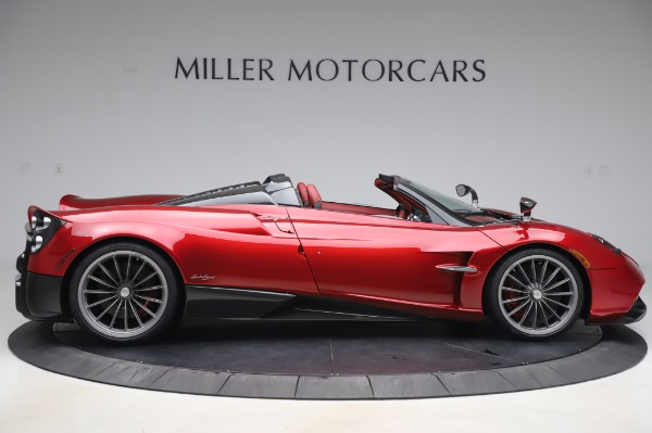 Used 2017 Pagani Huayra Roadster for sale Call for price at Alfa Romeo of Greenwich in Greenwich CT 06830 9