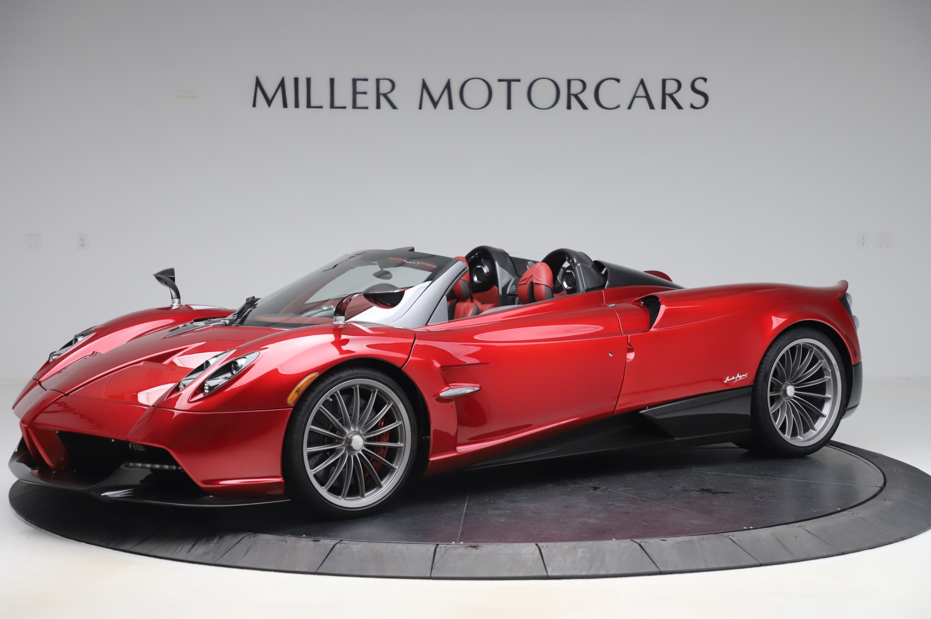Used 2017 Pagani Huayra Roadster for sale Call for price at Alfa Romeo of Greenwich in Greenwich CT 06830 1
