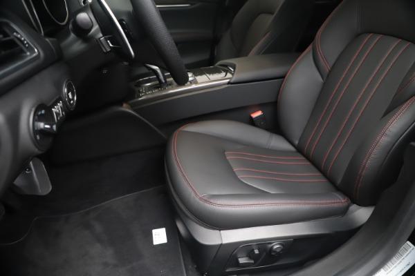 New 2020 Maserati Ghibli S Q4 for sale $87,285 at Alfa Romeo of Greenwich in Greenwich CT 06830 15