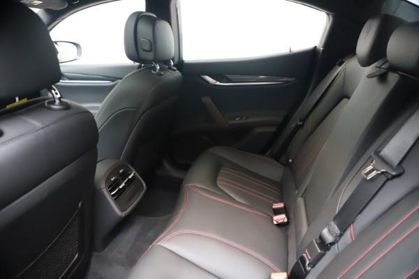 New 2020 Maserati Ghibli S Q4 for sale $87,285 at Alfa Romeo of Greenwich in Greenwich CT 06830 19
